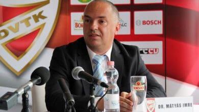 Photo of … amíg a DVTK bajnok nem lesz – Interjú Dr. Mátyás Imrével, a DVTK szakosztályának vezetőjével